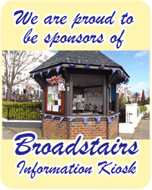 Sponsors of Broadstairs Information Kiosk